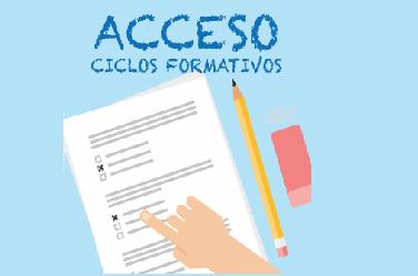 PRUEBA DE ACCESO A CFGM
